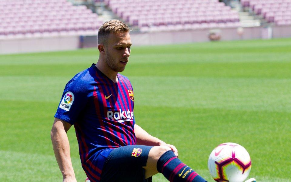 cf356a79970 Треньорът на Барселона разкри причината Артур да не играе срещу Ливърпул -  Футбол свят - Испания - Gong.bg