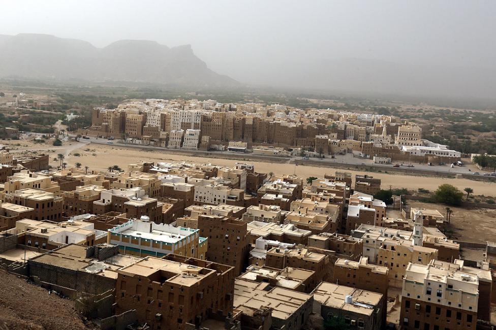 - Шибам е град в област Хадрамаут, Йемен, с население близо 13 000 жители. Бил е няколко пъти столица на царство Хадрамаут.