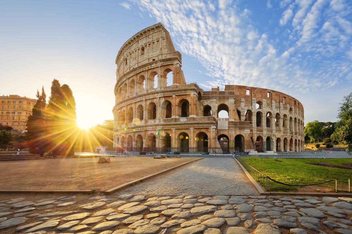"""Италия идва от един от древните диалекти, говорени в днешна Южна Италия и буквално означава """"Земя на говедата""""."""