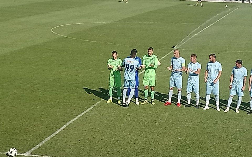 Дунав представи отбора с 0:0 срещу Локо ГО