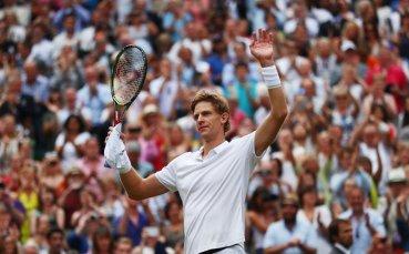 Андерсън за Sofia Open: Не е изненада, че турнирът ще бъде много силен