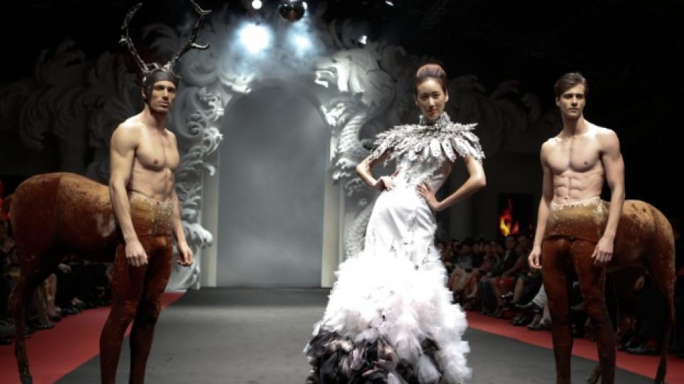 Български дизайнери с фурор в Сингапур
