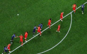 Белгия пише новата си футболна история