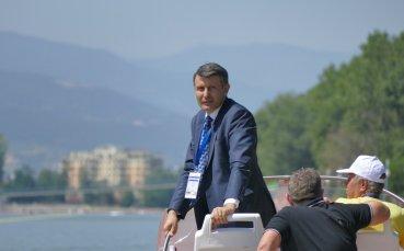Пловдив чака с нетърпение Световното по кану-каяк за юноши