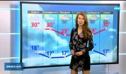 Прогноза за времето (15.07.2018 - обедна емисия)