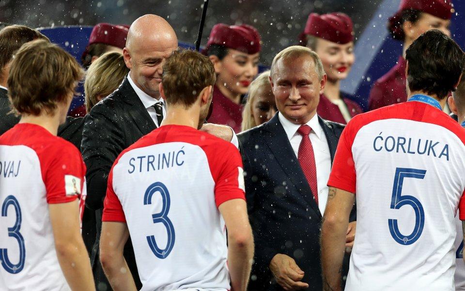 Хърватите изпратиха 12 екипа за спасените футболисти в Тайланд