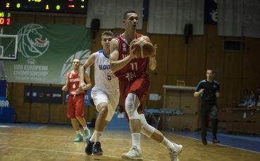 България падна от Чехия и ще спори за седмото място на Европейското