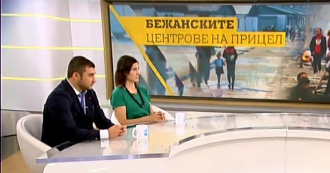 От ВМРО настояват центровете за имигранти в България, създадени в