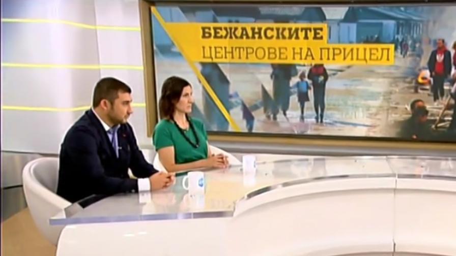 Да се закрият ли центровете за имигранти в България