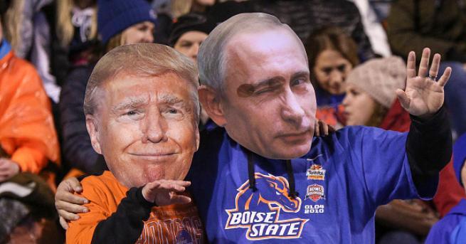 Президентът на САЩ и държавният глава на Русия ще проведат