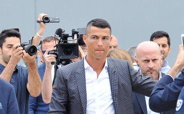 Роналдо плати 13,5 милиона евро на хазната, остават му още