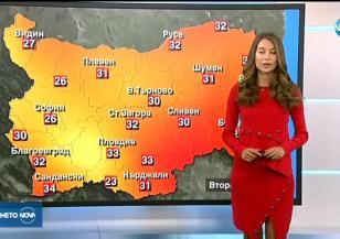 Прогноза за времето (16.07.2018 - централна емисия)
