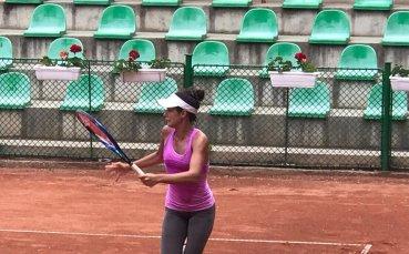 Словенка спря Юлия Стаматова на финала в Анталия