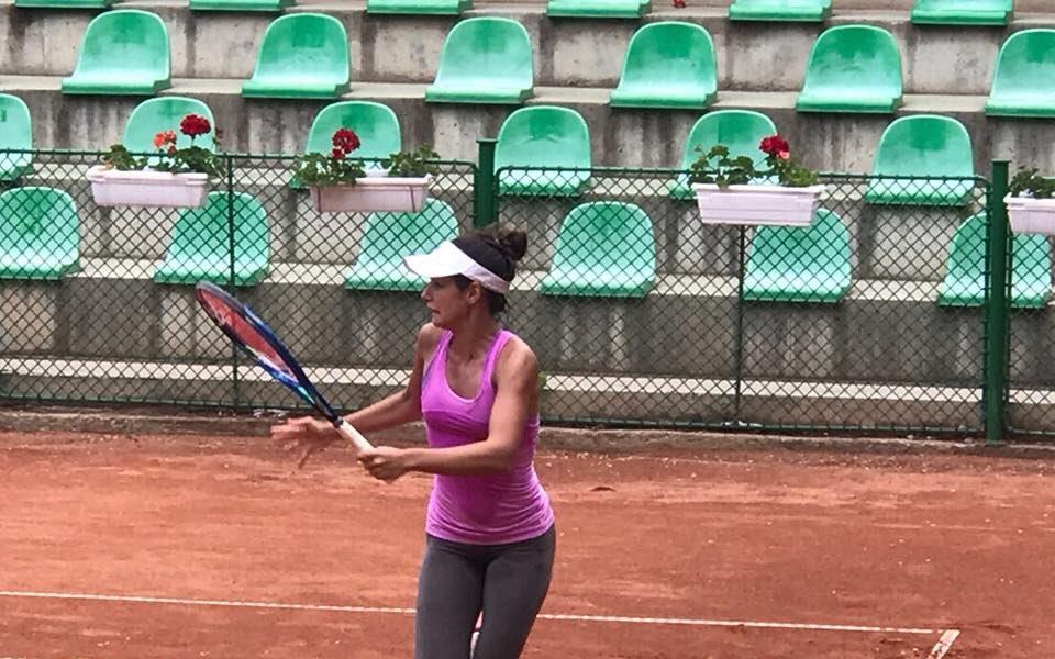 Български 1/4-финал по тенис в Тунис