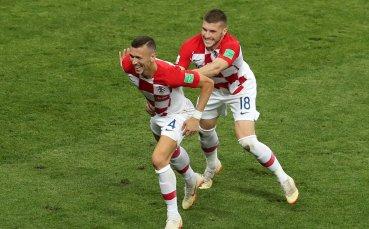 Специалния набеляза хърватско дуо за Юнайтед