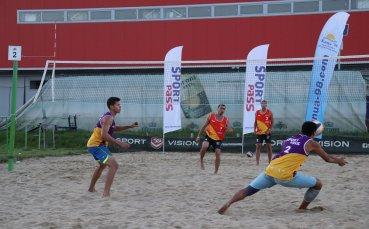 Бонжолов и Славков взеха най-големия турнир, правен от Beach Volley Mania