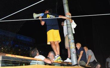 Прокурор поиска Парма вън от калчото, Палермо тръпне