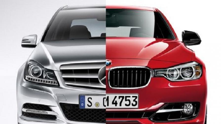 <p>Възможен е алианс между Mercedes и BMW</p>