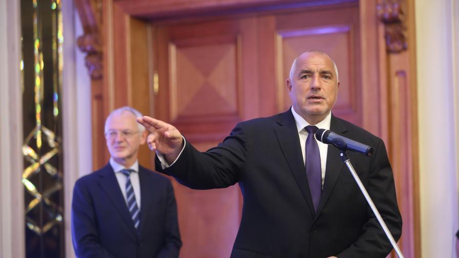 Борисов обеща: Няма изобщо да им се дадем този път