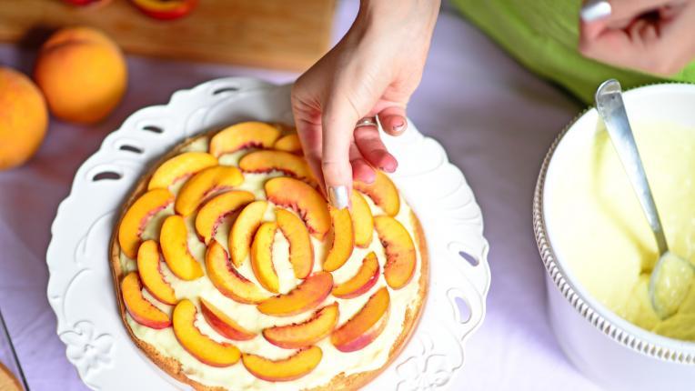 Домашен плодов десерт