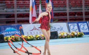 Боряна Калейн спечели контролното на националния тим
