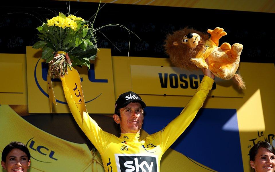 Герант Томас ще се фокусира изцяло върху Тур дьо Франс