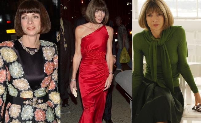 Една жена, чийто стил не се променя