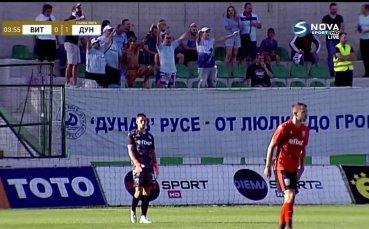 Първият гол за новия сезон в Първа лига е факт!