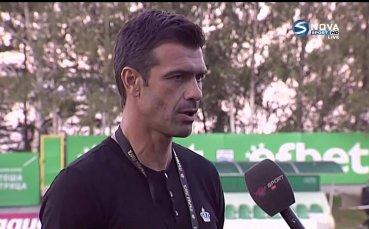 Росен Кирилов: Знаех, че ако вкараме, ще победим