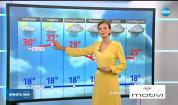 Прогноза за времето (21.07.2018 - обедна емисия)