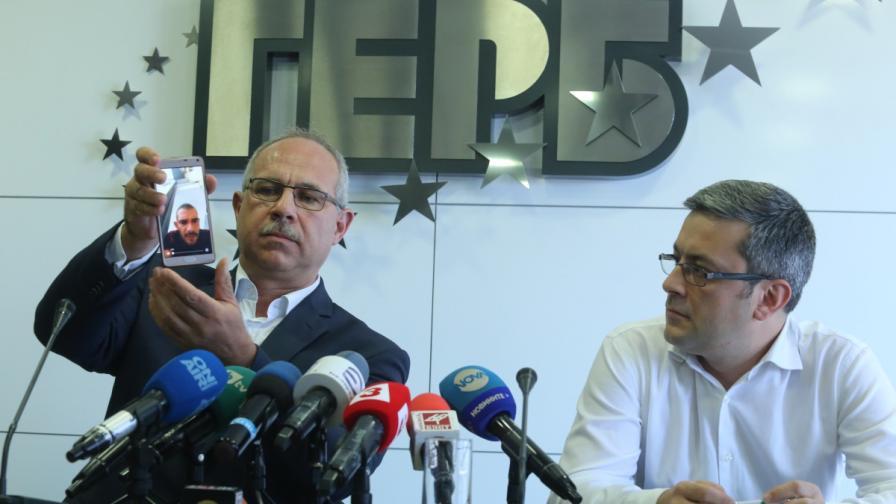ГЕРБ обвини Нинова за напрежението в Странджанско