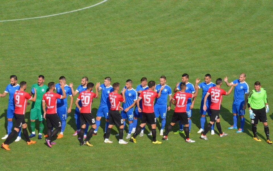 Локомотив Горна Оряховица се справи с Ботев Гълъбово в контрола