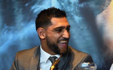Амир Хан: Уважавам Пакиао, но мога да го победя