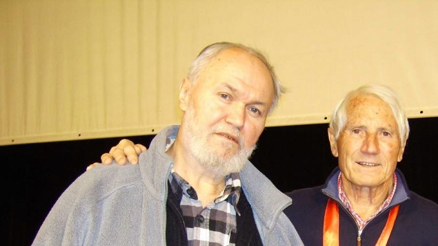 Почина доайенът в алпинизма Петър Атанасов