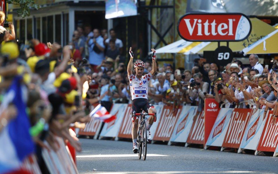 Алафилип с втора етапна победа в