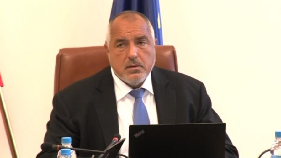 Борисов: Ако искахме да пазим редник Киро, нямаше да водим дела
