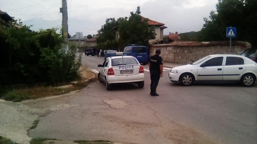 Блокадата в село Бараково