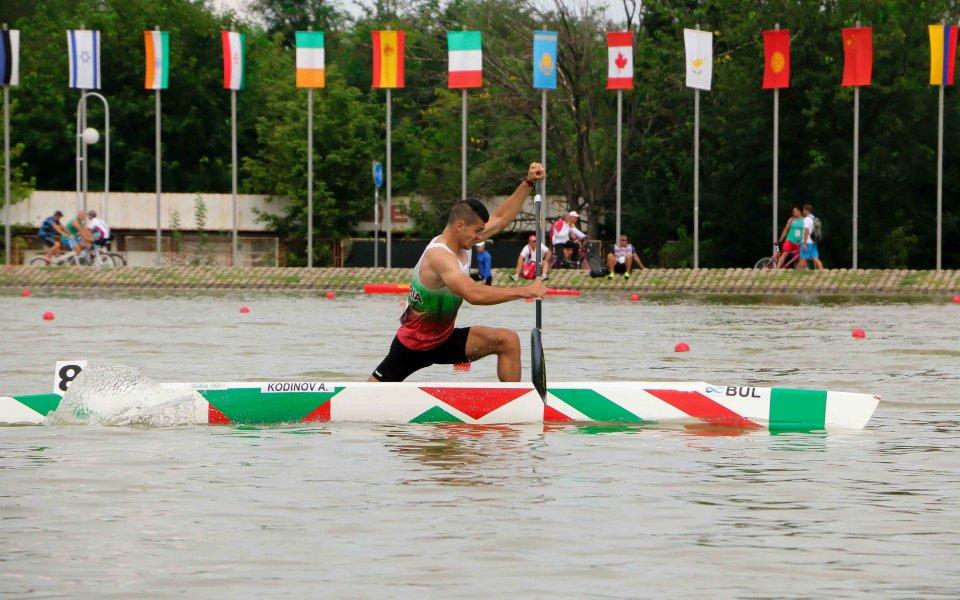 Още един български финал на  Световното по кану-каяк в Пловдив