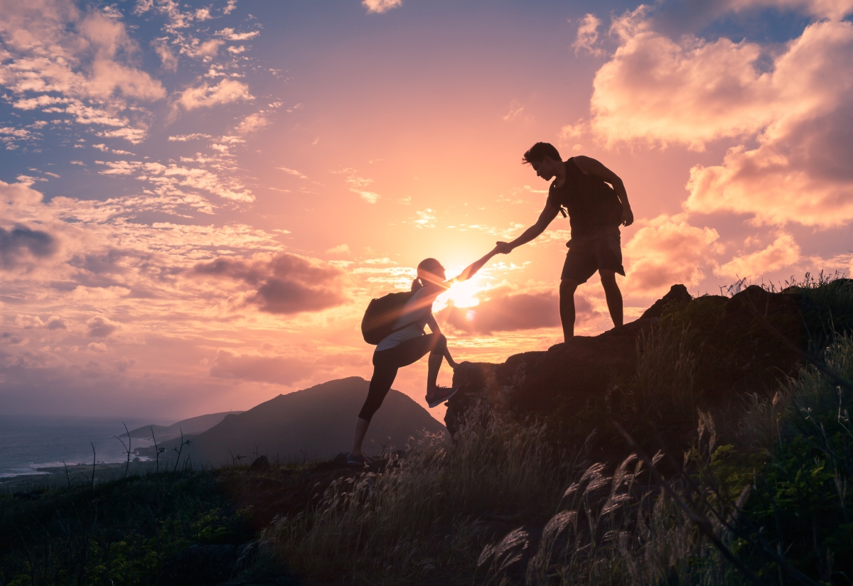 Впуснете се заедно в общо приключение или направете нещо, което не сте правили до този момент.