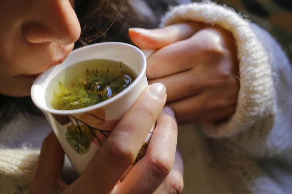 градински чай кръвна захар