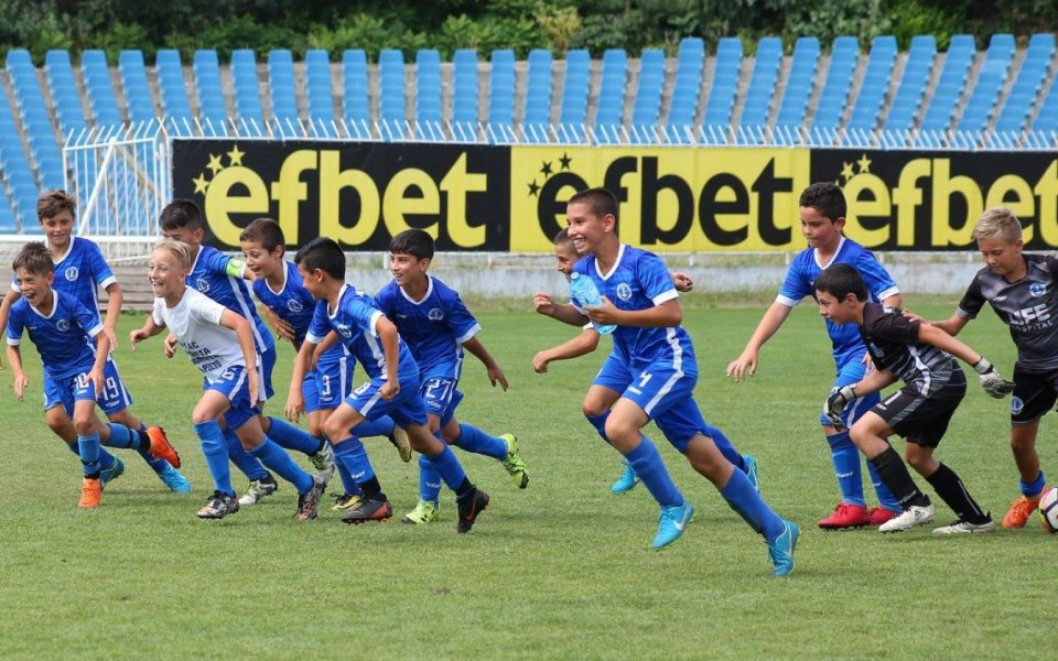 ФК Черноморец 1919 с участие на турнира Трифон Иванов за втора поредна година