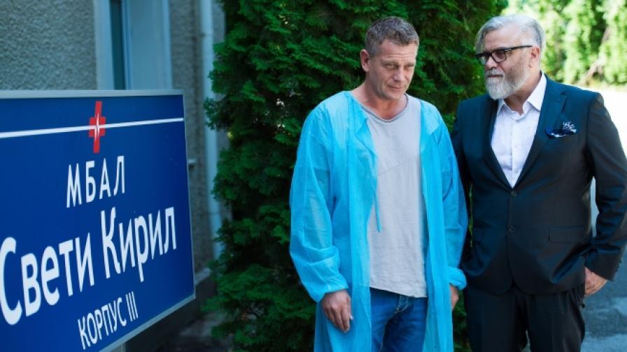 <p>Юлиан Вергов: Зрителите ще видят различен доцент Банков</p>