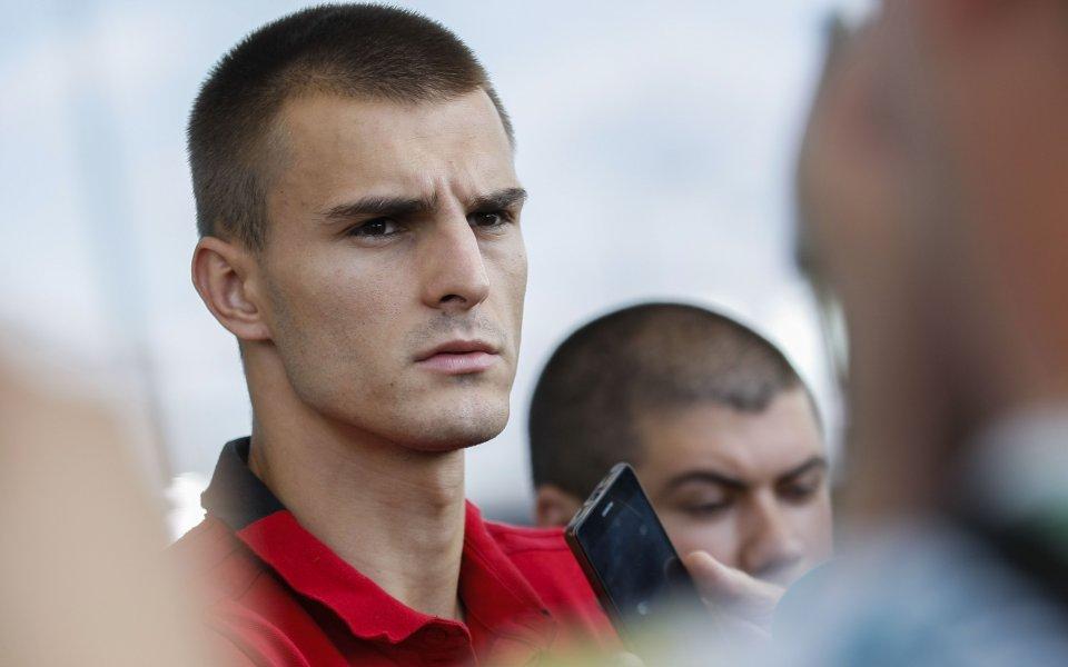 ЦСКА все пак наистина ще продаде един от играчите си