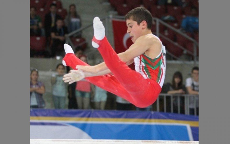 Най-добрият ни гимнастик пропуска Европейското