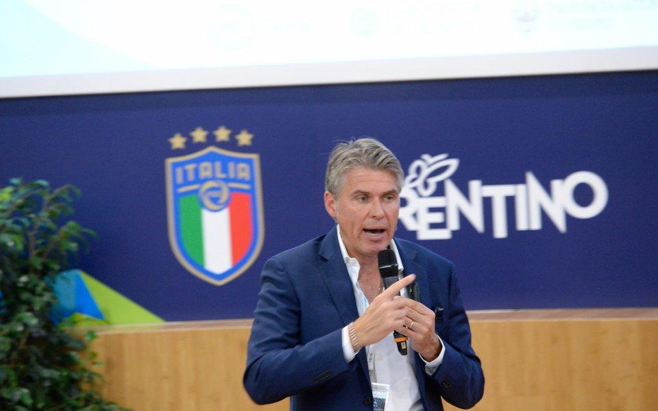 Друг италианец замени Колина в УЕФА