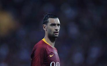 Двама играчи отпаднаха от състава на Рома за Реал Мадрид