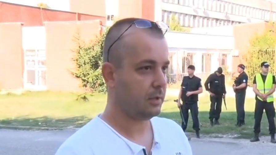 Полицаят от Хасково: Ромите опитаха да ни смачкат