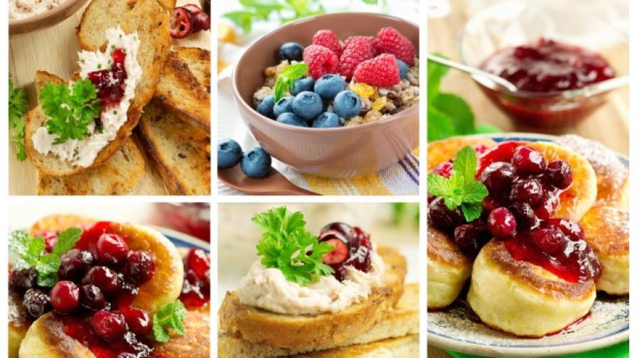 3 рецепти за закуска, идеални и за вечеря