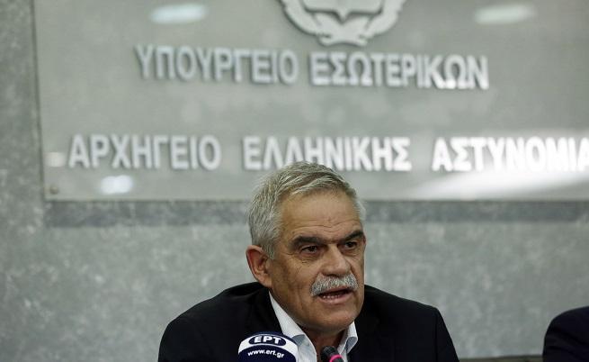 Оставка в Гърция заради пожарите