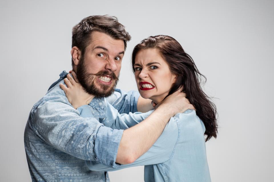 двойка мъж и жена